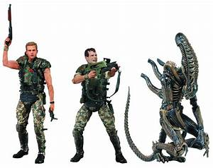 ALIENS SERIES 1 ACTION FIGURES | Amazing Stories Comics