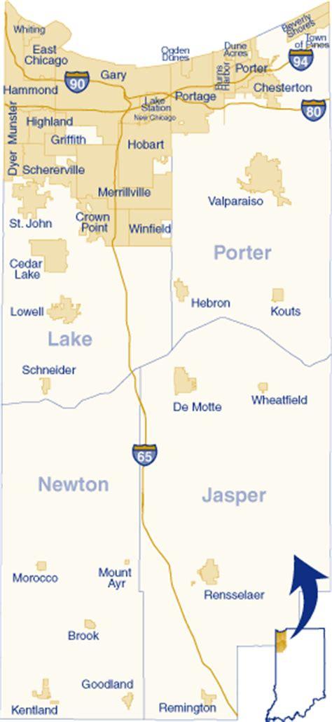 Jasper Indiana Map Cities