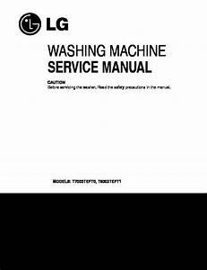 Lg T7003teft0 Service Manual