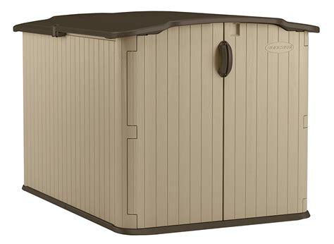 suncast storage shed suncast glidetop storage shed home furniture design