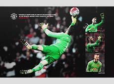 David De Gea Official Manchester United Website