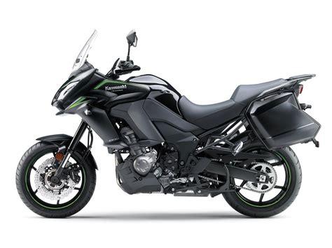Kawasaki Versys 1000 2019 by 2018 Kawasaki Versys 1000 Lt Abs Review Total Motorcycle