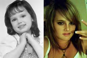 Brittany Ashton Holmes — 'Little Rascals' Then and Now