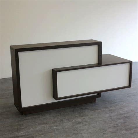 meuble de rangement bureau pas cher banque d 39 accueil d 39 occasion foro