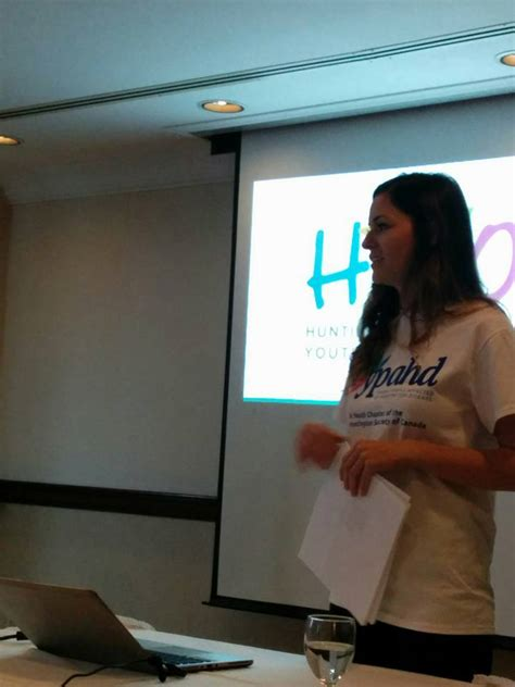 Huntington's Disease Youth Organization  Young Adults