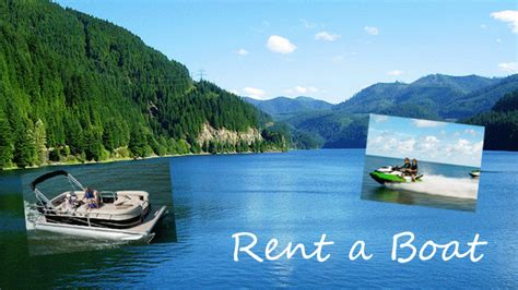 Detroit Lake Boat Rentals detroit lake marinas