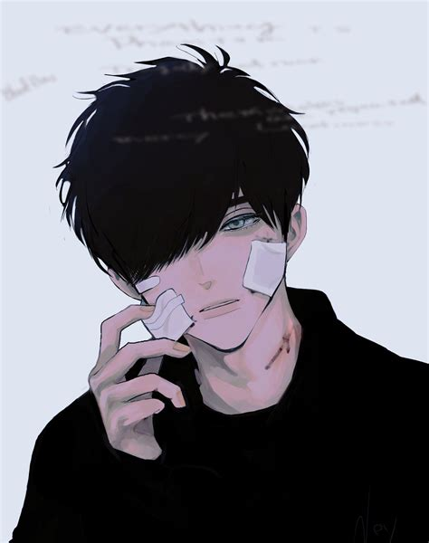 🖤 Aesthetic Anime Boy Pfp 2021