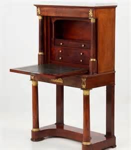 Antique Secretary Desk Value