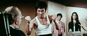 "Photo of Bruce Lee, portraying ""Tang Lung (a.k.a. Dragon ..."