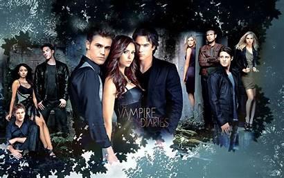 Vampire Diaries Cast Tvd Actors Wallpapersafari