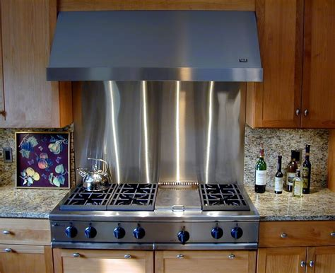 copper tile backsplash for kitchen stainless steel backsplashes custom