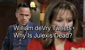 General Hospital Spoilers: William deVry Fires Back at ...