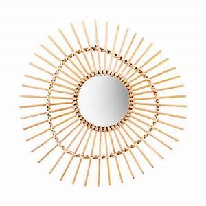 Miroir Mural Pas Cher : miroir rotin achat vente de miroir pas cher ~ Teatrodelosmanantiales.com Idées de Décoration