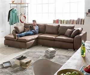 L Couch Mit Schlaffunktion : l couch mit schlaffunktion ~ Markanthonyermac.com Haus und Dekorationen