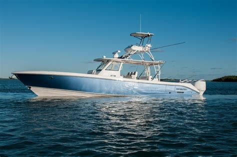 Everglades Sport Fishing Boats by 2017 Everglades 435cc Power New And Used Boats For Sale