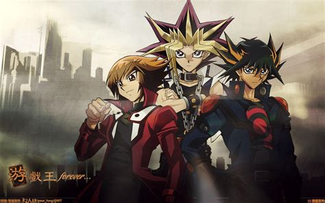 Yugioh Wallpapers Wallpaper Cave