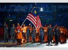 COMMONWEALTH GAMES OPENING CEREMONY Eyes of the world