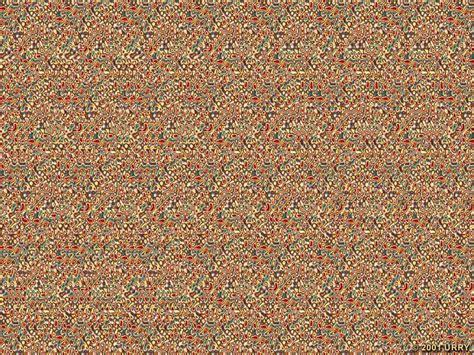 SJarré: ESTEREOGRAMAS: IMAGENES OCULTAS EN 3D