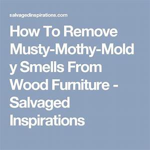 41 best images about diy furniture on pinterest diy With how to remove musty smell from bathroom