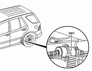 Where Is The Fuel Filter Located On A 2001 Mercede Ml430