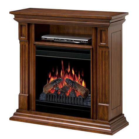 small electric fireplace dimplex deerhurst burnished walnut electric fireplace