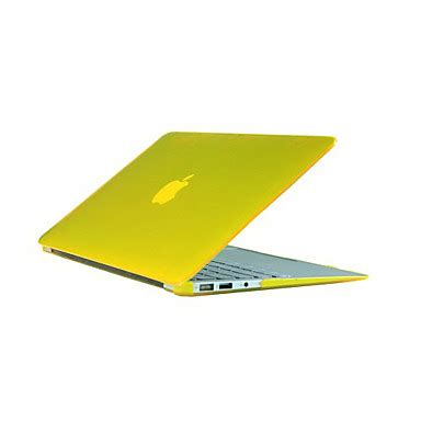 for macbook air 13 3 quot solid color plastic material