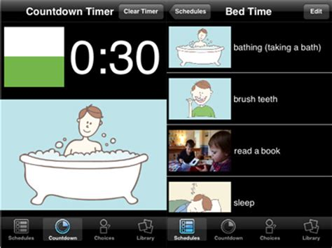 seven scheduling amp behavioral apps for children with 818 | schedules