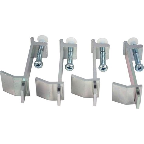 kitchen sink mounting hardware partsmasterpro sink for tile counter 4 pack 58449b 5865