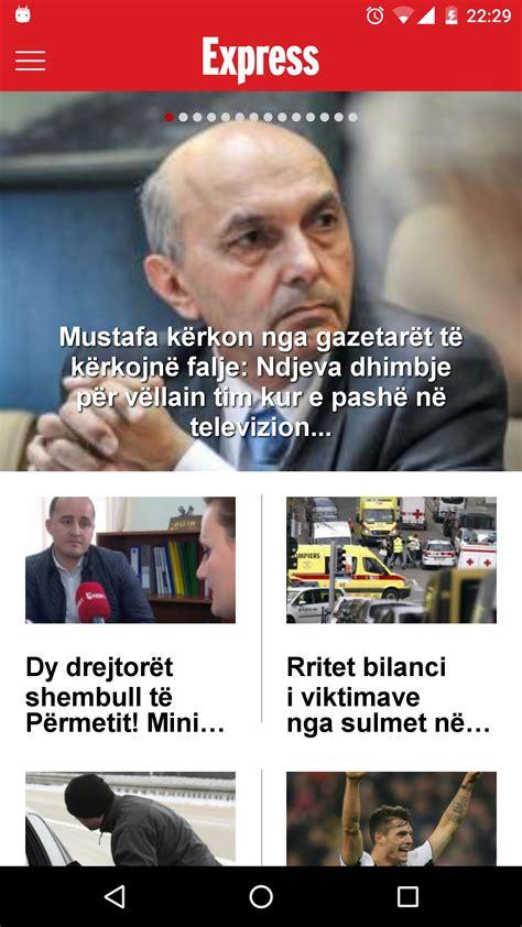 Gazeta Express for Android - APK Download