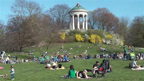 Englischer Garten In München öffnungszeiten by Fr 252 Hling Im Englischen Garten M 252 Nchen