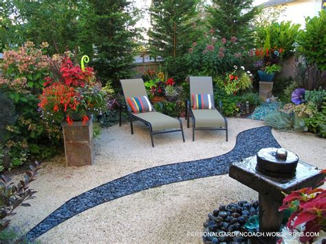 gardens garden seating areas and patio on