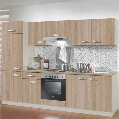 Küchenblock Mit Spüle by K 252 Chenblock Mit Schr 228 Nken Arbeitsplatte Und Einbausp 252 Le