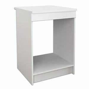 Meuble Pour Four : meuble cuisine pour four cuisine en image ~ Teatrodelosmanantiales.com Idées de Décoration
