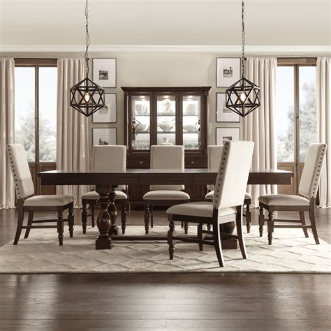 tribecca home furniture tribecca home flatiron baluster extending dining set 5
