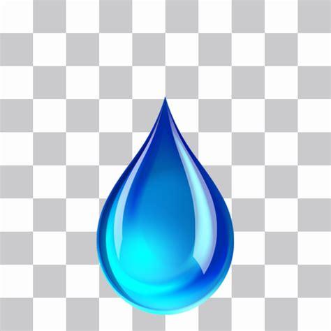 pon en tus fotos una gota de agua con este sticker
