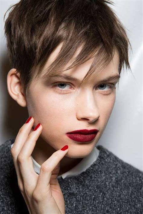 short pixie haircuts  women