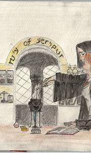 sev & lily - Severus Snape & Lily Evans Fan Art (22212394 ...
