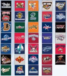 Minor League Baseball Team Names