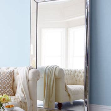 floor mirror b q floor mirror from horchow home
