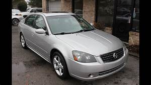 Used 2005 Nissan Altima Se Sunroof For Sale Georgetown