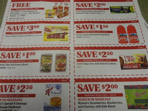 bjs printable coupons using coupons at bj s club ship saves 20619 | DSC03199 1024x768