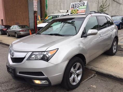 2010 Acura Mdx Mpg by 2010 Acura Mdx Sh Awd 4dr Suv W Technology And