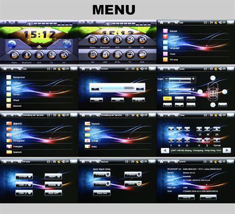 autoradio multimedia din dvb