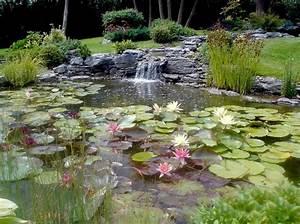 Bachlauf Im Garten : bachlauf im garten teich mit bachlaufanlage bauen ~ Pilothousefishingboats.com Haus und Dekorationen