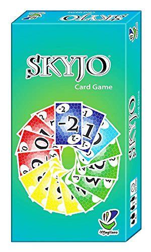 skyjo von magilano das unterhaltsame kartenspiel fuer