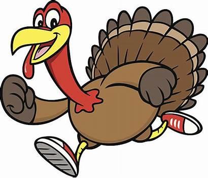 Turkey Trot Clip 5k Run Running Clipart