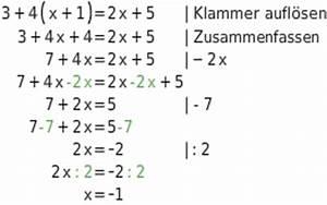 Terme Online Berechnen : l sen von gleichungen durch quivalenzumformungen bettermarks ~ Themetempest.com Abrechnung