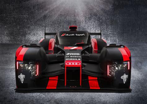 2018 Audi R18 Lmp1 World Endurance Championship Race Car