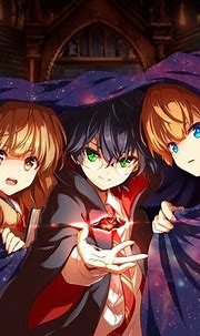 Anime Wallpaper Background Harry Potter - Anime Wallpaper HD