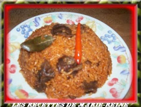 cuisine ivoirienne cuisine ivoirienne riz au gras